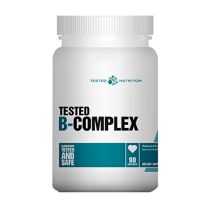 Tested B-Complex - Tested Nutrition