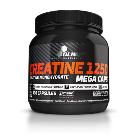 Olimp Creatine 1250 Mega Caps (400)