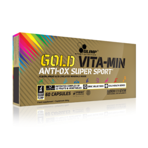 Olimp Gold Vita-Min Anti-Ox Super Sport