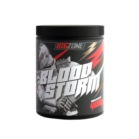 Blood Storm - Big zone