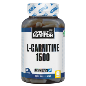 Applied L-Carnitine - 120 Caps - Applied Nutrition