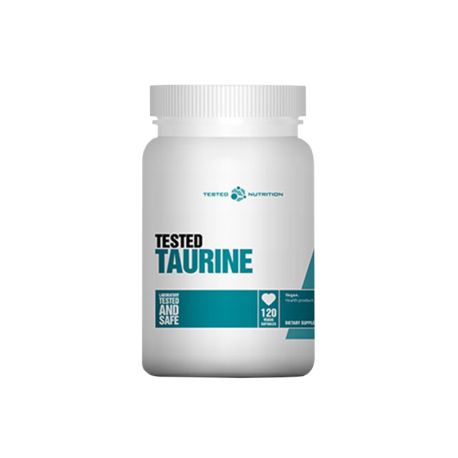 Taurine - Tested Nutrition