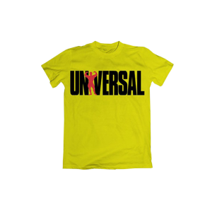 Animal 77 T-Shirt Yellow - Universal Nutrition