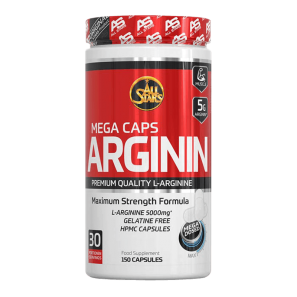 Arginine Mega Caps - All Stars
