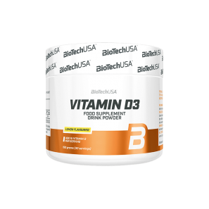 Vitamin D3 - Biotech USA