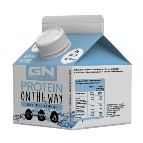 Protein on the Way - GN Laboratories