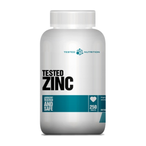 Tested Nutrition Zinc